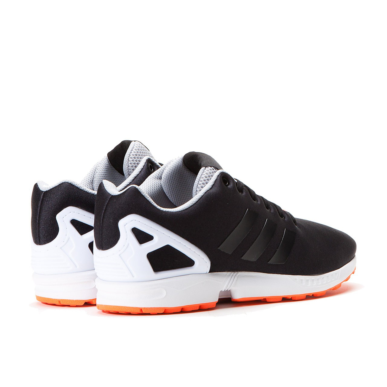 lowest price d4b20 68812 Adidas ZX Flux Cross Training Running Shoe (Core Black  RUnning White).  Product ...